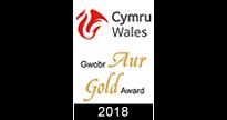 Cymru Wales Gold Award